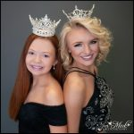 Marissa & Abigayle… Miss North Carolina's Outstanding Teen & her Carolina Princess